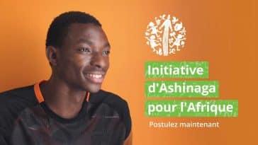 Ashinaga pour l'Afrique 2020