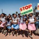Féminicide-Afrique du Sud