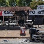 Afrique du Sud/violences xénophobes