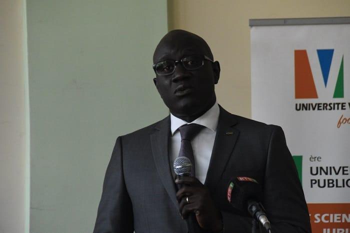 Professeur Jean Louis Correa, Président du Comité d'organisation