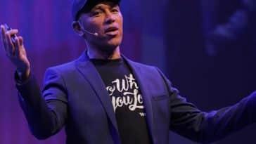 ancien CEO de Google Africa