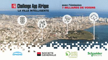 Challenge App Afrique 2019