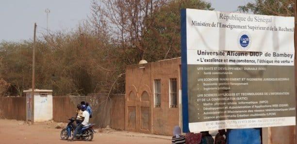Université de Bambey