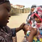 poliomyélite dans le monde