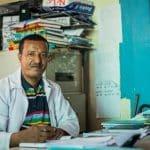 directeur d'école d'Éthiopie