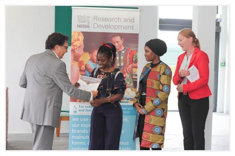 Africa Innovation Challenge de Nestlé