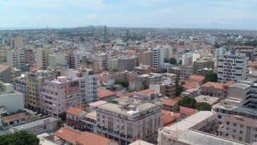 Rapport-secteur moderne/Dakar ville propre/Commune de Dakar Plateau