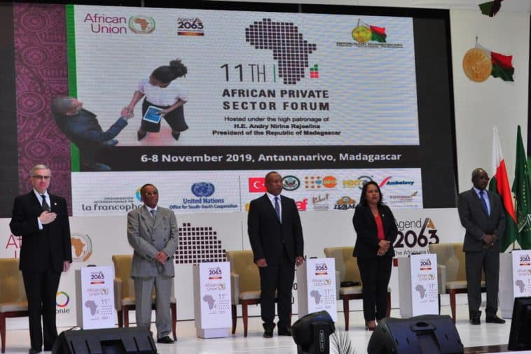 secteur privé africain