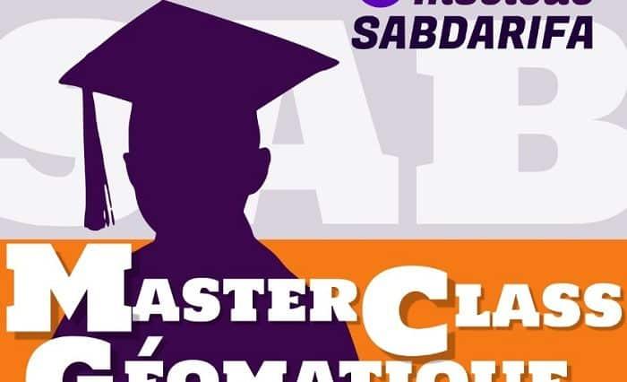 Master Class en Géomatique