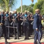 quotas concours police 2019