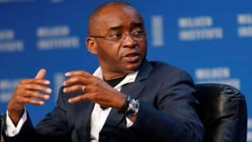 milliardaire Strive Masiyiwa