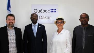 Délégation du Québec et l'UNESCO