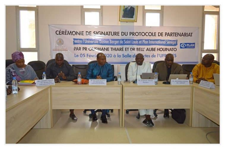 UGB-Plan International Sénégal
