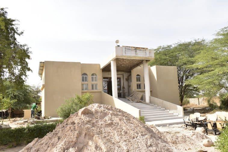 Université de Bambey-MESRI