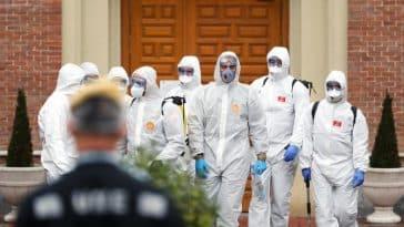 Épidémie coronavirus