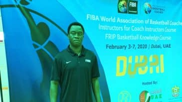 Coach des Instructeurs de la FIBA