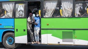 Coronavirus-Transport