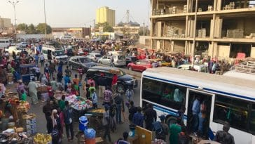 Épidémie de Coronavirus au Sénégal