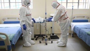 /Pandémie Coronavirus en Afrique/cas confirmés de Covid-19/Décès lié au Covid-19