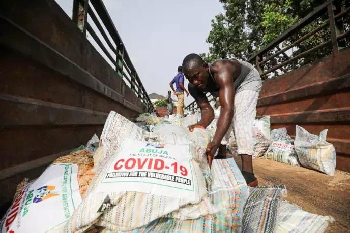 Coronavirus au Nigeria
