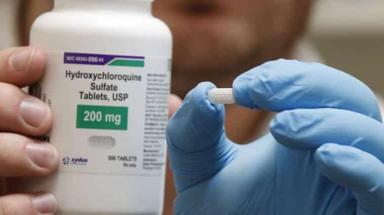 utilisation de l'hydroxychloroquine/hydroxychloroquine