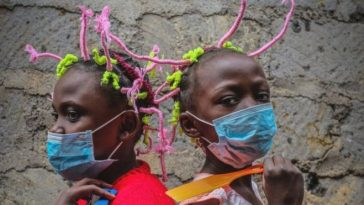 propagation du coronavirus en Afrique