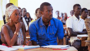 capital humain en Afrique/jeunes