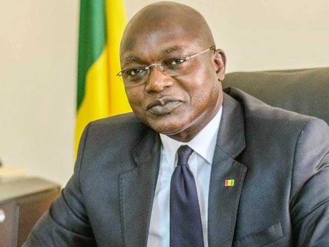 ministre des Collectivités territoriales/ministre des Collectivités territoriales, du Développement et de l'Aménagement des territoires, Oumar Guèye
