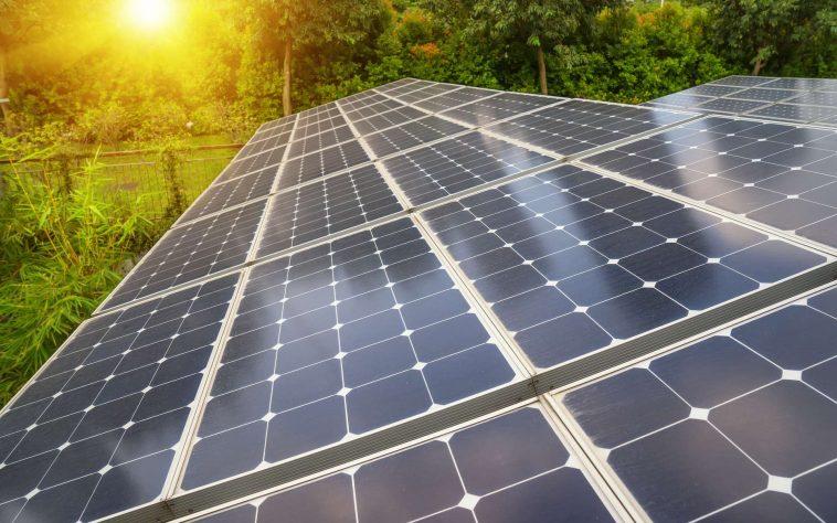 centrales photovoltaïques