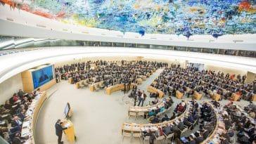 Conseil des droits de l'homme Sénégal