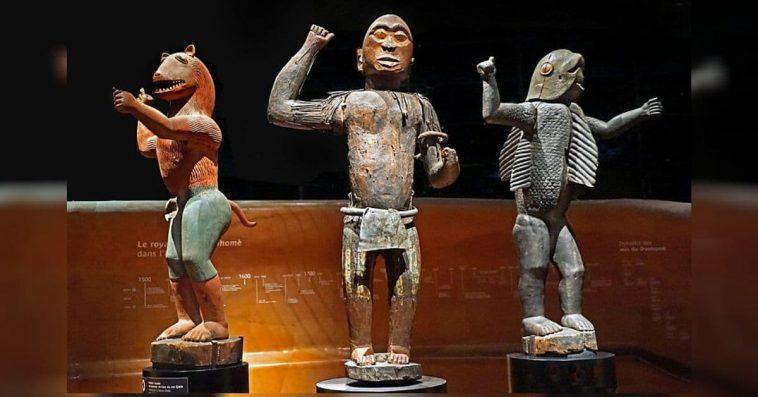 Afrique œuvres art