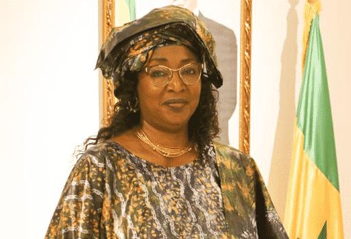 Mme Ndèye Tické Ndiaye Diop Ministre de l'Economie numérique et des Télécommunications
