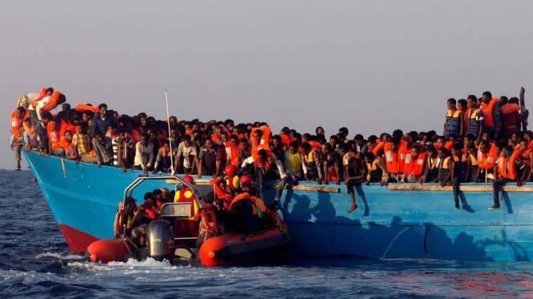 trafic des migrants:émigration clansdestine