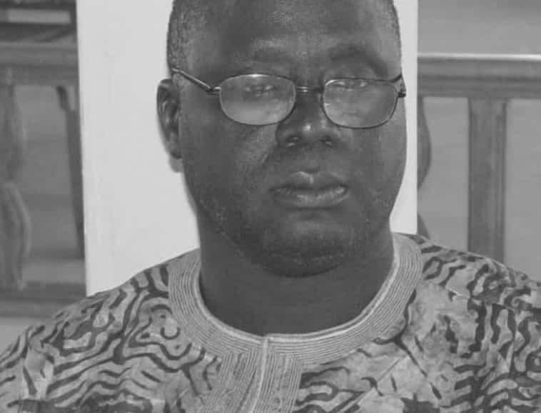 UGB-Nécrologie Professeur Cheikhou Diouf