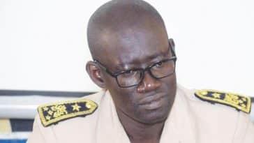 gouverneur de la région de Dakar