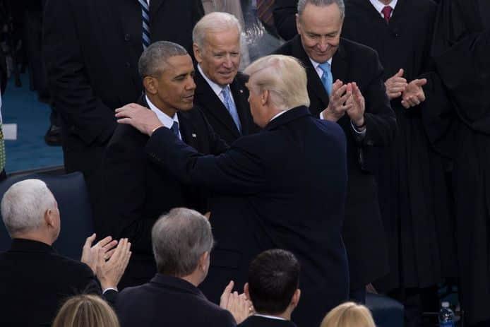 Investiture de Joe Biden-USA