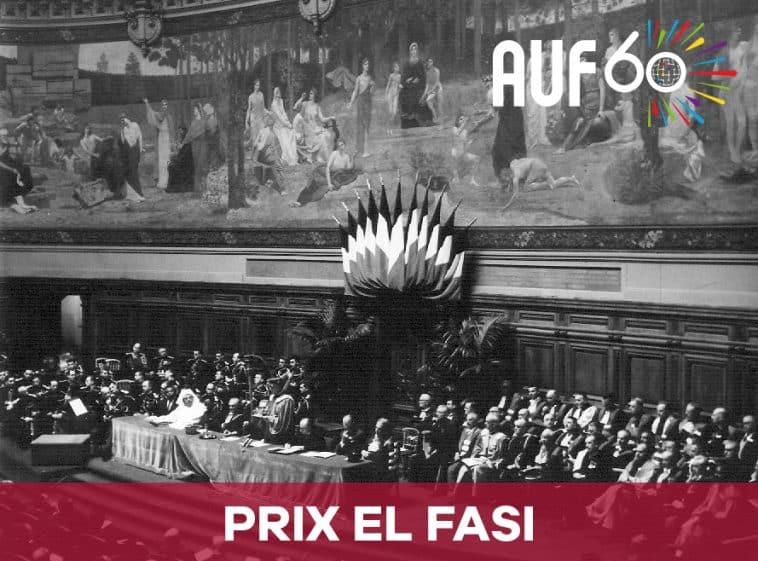 Prix EL Fasi